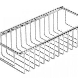 Полки, шкафчики, этажерки - Полка 135х305х80 Basket Veragio VR.GFT-9045.CR, 0