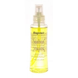 Ополаскиватели - Флюид для волос с маслом ореха макадамии Kapous Macadamia Oil, 100 мл, 0