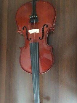 """Смычковые инструменты - Скрипка """"Нота""""  (апгрейдная, не комплект), 0"""