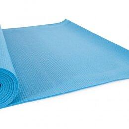 Походная мебель - Коврик для йоги 173 х 61 х 0,3 см, цвет синий 3098562, 0