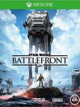 Игры для приставок и ПК - Игра Star Wars: Battlefront Русская Версия (Xbox…, 0