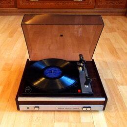 Проигрыватели виниловых дисков - Проигрыватель Вега-106 стерео (Unitra G-600С), 0