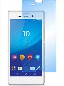 Защитные пленки и стекла - Защитное стекло для Sony E2303 M4 0.33мм пакет, 0