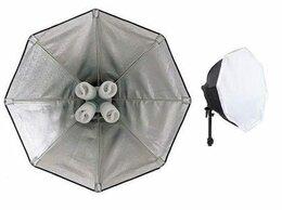 Осветительное оборудование - Набор FL305-60 (осветитель, октабокс) постоянный…, 0