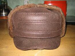 Головные уборы - шапка мужская, 0