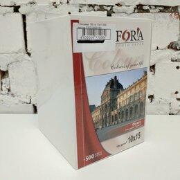 Бумага и пленка - Глянцевая 180 гр 10х15 500 листов Fora, 0