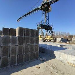 Железобетонные изделия - Блоки ФБС фундаментные блоки от произодителя, 0