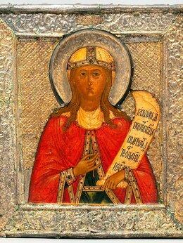 Иконы - Икона Святая Параскева Пятница, 0