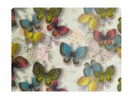 Скатерти и салфетки - Салфетка ПВХ Бабочки (6 шт.), 0
