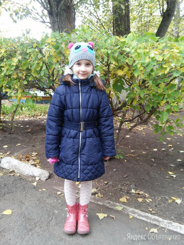 Пальто Осень-весна, на 6-7 лет/ 116-122 по цене 650₽ - Пальто и плащи, фото 0