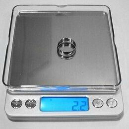 Весы ювелирные - Весы ювелирные электронные карманные 2000 г/0,1 г, 0