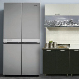 Мебель для кухни - Кухонный гарнитур МДФ с фотопечатью, 0