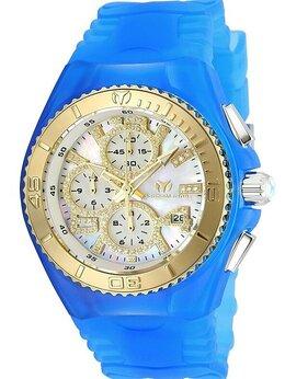 Наручные часы - Technomarine JellyFish бриллианты голубые на…, 0