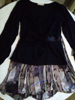 Костюмы - Комплект юбка 46 размера с кофточкой, 0
