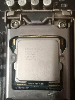 Процессоры (CPU) - Xeon X3460 LGA1156 4 ядра 8 потоков, 0