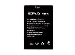 Аккумуляторы - Оригинальные аккумуляторы для телефонов Explay, 0