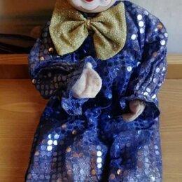 Куклы и пупсы - Кукла клоун , 0