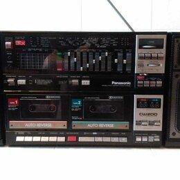 Музыкальные центры,  магнитофоны, магнитолы - Магнитола 'PANASONIC CW-200' в отличном состоянии, 0