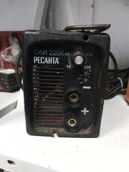 Сварочные аппараты - Сварочный инвертор Ресанта САИ 220К, 0