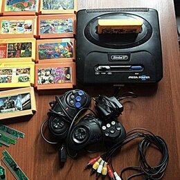 Игровые приставки - Игровые приставки Sega 16 бит Денди 8 бит, 0