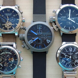"Наручные часы - ""Настоящие мужские часы"", 0"