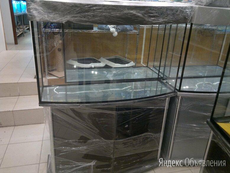 Аквариум ЛАГУНА  (TV) -150литров  /новый по цене 10650₽ - Аквариумы, террариумы, тумбы, фото 0