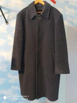Пальто - пальто мужское зимнее CARAVAN WOOL, 0