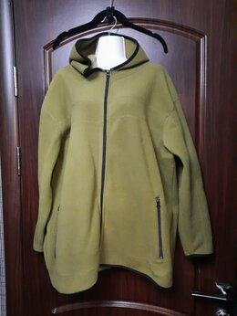 Куртки - Куртка женская флисовая с капюшоном, 0