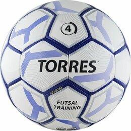 Настольные игры - Мяч футзальный TORRES Futsal Training, 0