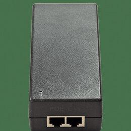Аксессуары для сетевого оборудования - Блок питания Gigabit POE (инжектор) HSE-5600500EU, 0