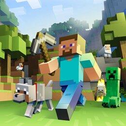 Игры для приставок и ПК - Minecraft (New)[PS3, русская версия], 0