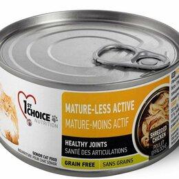 Товары для сельскохозяйственных животных - Консервы 1st Choice для пожилых или малоактивных к, 0