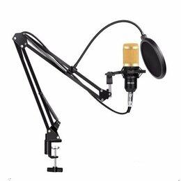 Микрофоны - Конденсаторный микрофон, 0