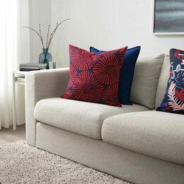 Чехлы для мебели - Чехол на подушку Стэрнтюльпан 500х500 мм (красный), 0