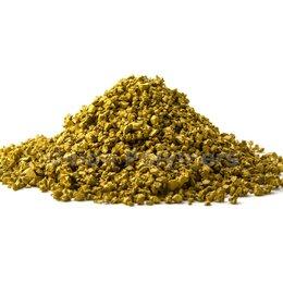 Садовые дорожки и покрытия - Резиновая крошка желтый лимон, 0