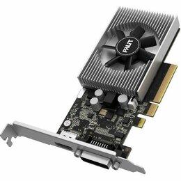 Видеокарты - Видеокарта Palit GT1030 2GD4 (NEC103000646-1082F), 0