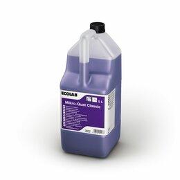 Дезинфицирующие средства - Mikro Quat Classic Дезинфицирующее средство с моющим эффектом для поверхностей и, 0