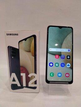 Мобильные телефоны - Смартфон Samsung Galaxy A12 3/32GB, 0