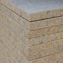 Древесно-плитные материалы - ЦСП 10мм 3,200х1,250 ГОСТ, 0