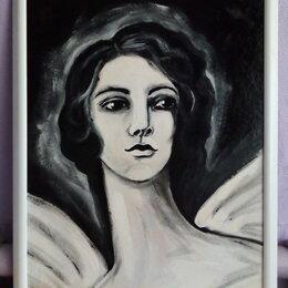 """Картины, постеры, гобелены, панно - Картина """"Ангел""""., 0"""