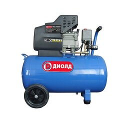 Воздушные компрессоры - Компрессор воздушный масляный Диолд КМП-1600/50, 0