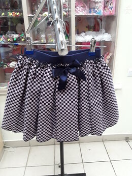Юбки - юбочки для девочек весна, 0