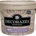 Фактурные декоративные покрытия - Декоративная краска с эффектом шелка Seta, 0