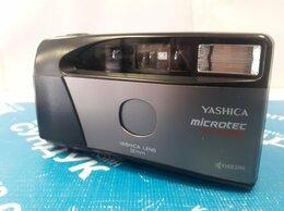 Пленочные фотоаппараты - Плёночный фотоаппарат Yashica microtec AF-super, 0
