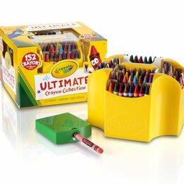 Рисование - Набор восковых мелков Crayola Ultimate Crayon Case, 0