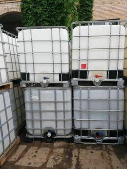 Бочки - Еврокуб 1000 литров чистый, 0
