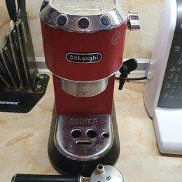 Кофеварки и кофемашины - Рожковая кофеварка Delonghi 685, 0