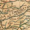 Гравированная кабинетная карта 1758 года России и северных стран S6710 по цене 220000₽ - Гравюры, литографии, карты, фото 9