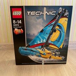 Конструкторы - Конструктор LEGO Technic 42074 Гоночная яхта, 0