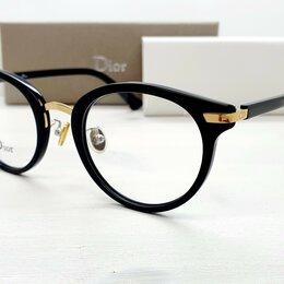 Очки и аксессуары - Женская оправа для очков круглая / 618 очки дисконт, 0